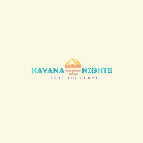 Havana nights logo