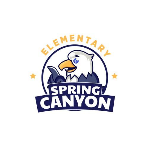 Elementary's Eagle logo concept.