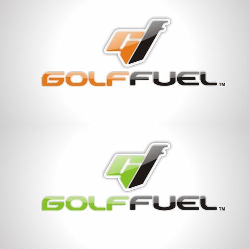 All-New Golf Fuel Focus Supplement Logo/Branding Design
