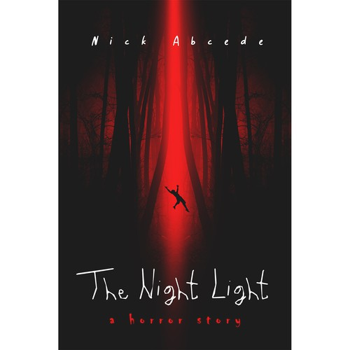 "Book cover ""The Night Light"""