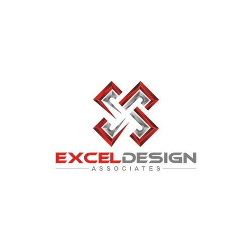 Create the next logo for Excel Design Associates