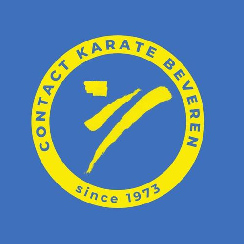 Martial Art Effective Logo Contact Karate Beveren