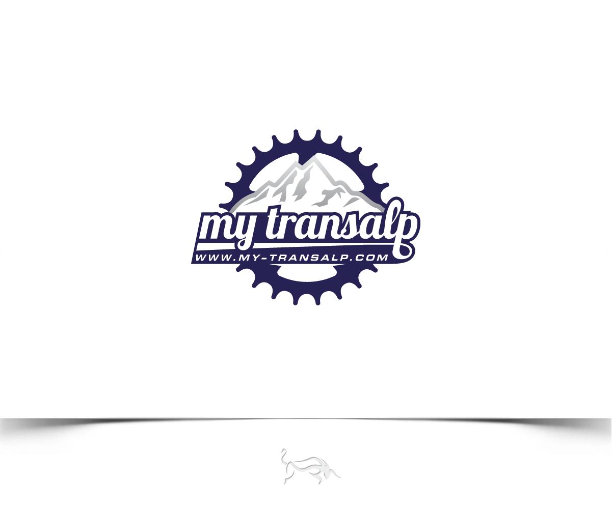 logo for transalp sport event