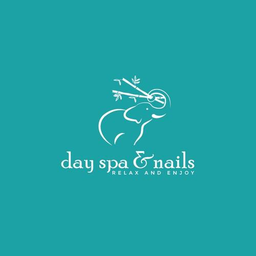 Luxurious and feminine spa design.