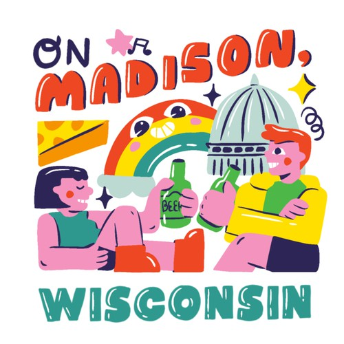 on madison wisconsin podcast