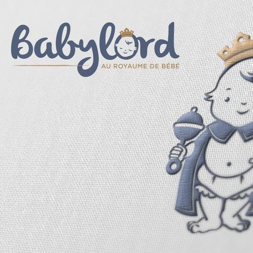 baby design product logo