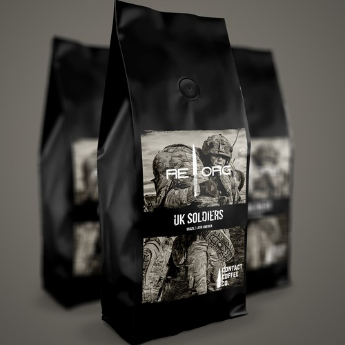 Military Coffee Bag