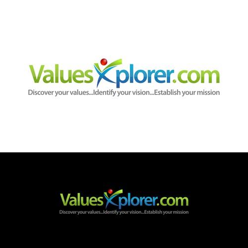 Create a winning logo design for ValuesXplorer