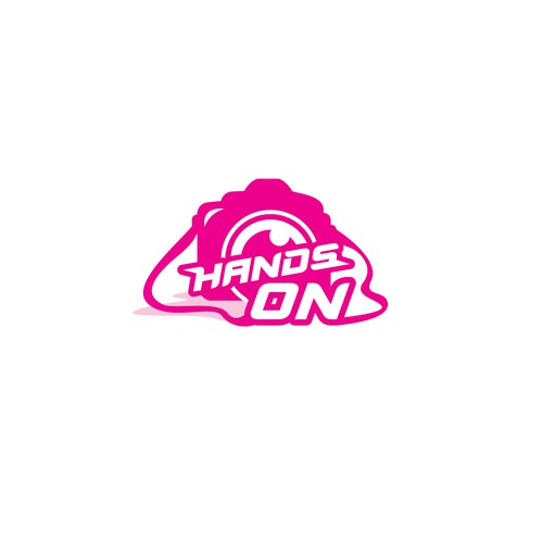 HAND ON logo pothograpy