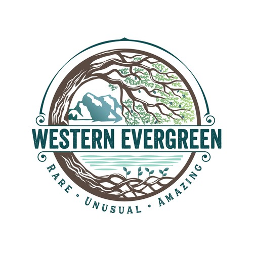 Western Evergreen Logo