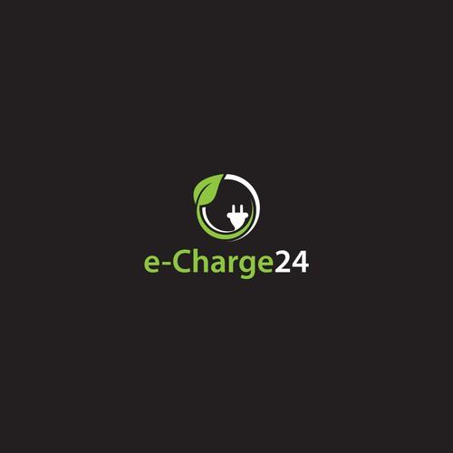 e- Charger logo concept