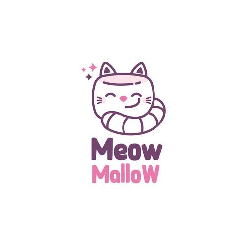 Fun Logo Design for Cat Store