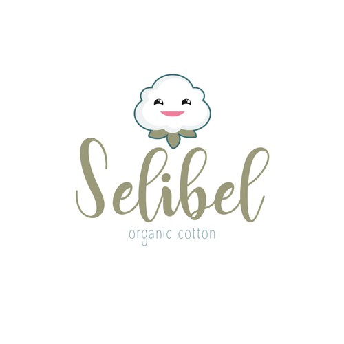 Logo for children's clothing company