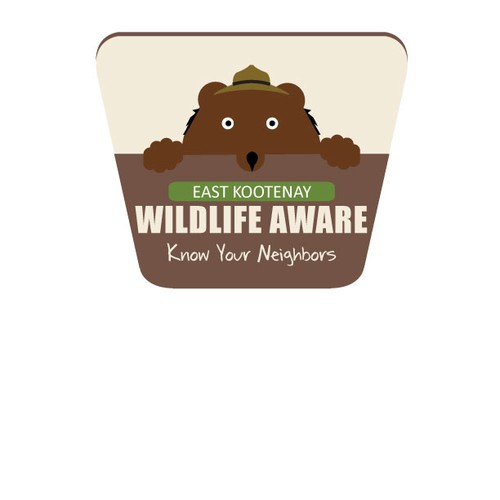 Help East Kootenay Wildlife Aware (or Wildlife Aware) with a new logo