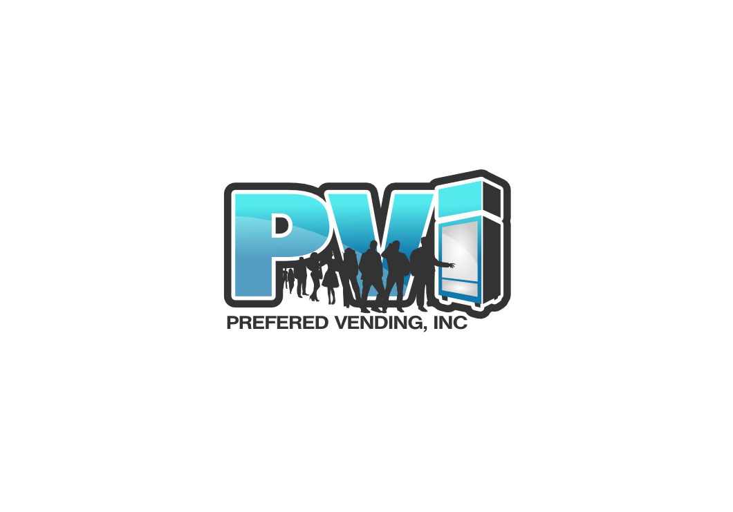 logo for PVI  or  Preferred Vending, Inc.