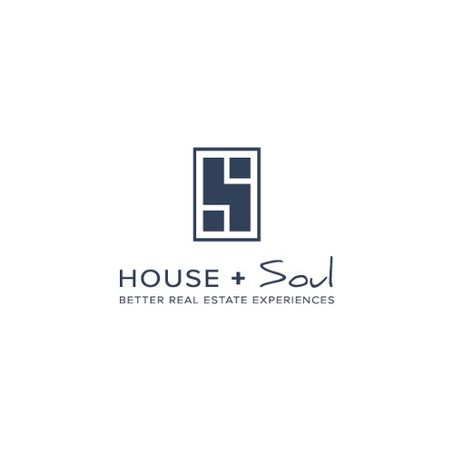 Logo for House+Soul Real Estate