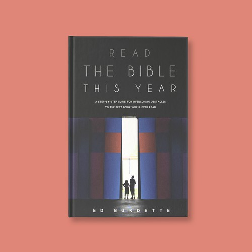 'Read the bible this year'
