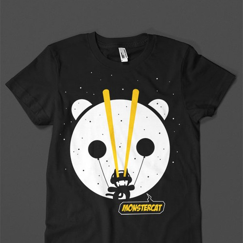 Monstercat Needs a New T-Shirt Design