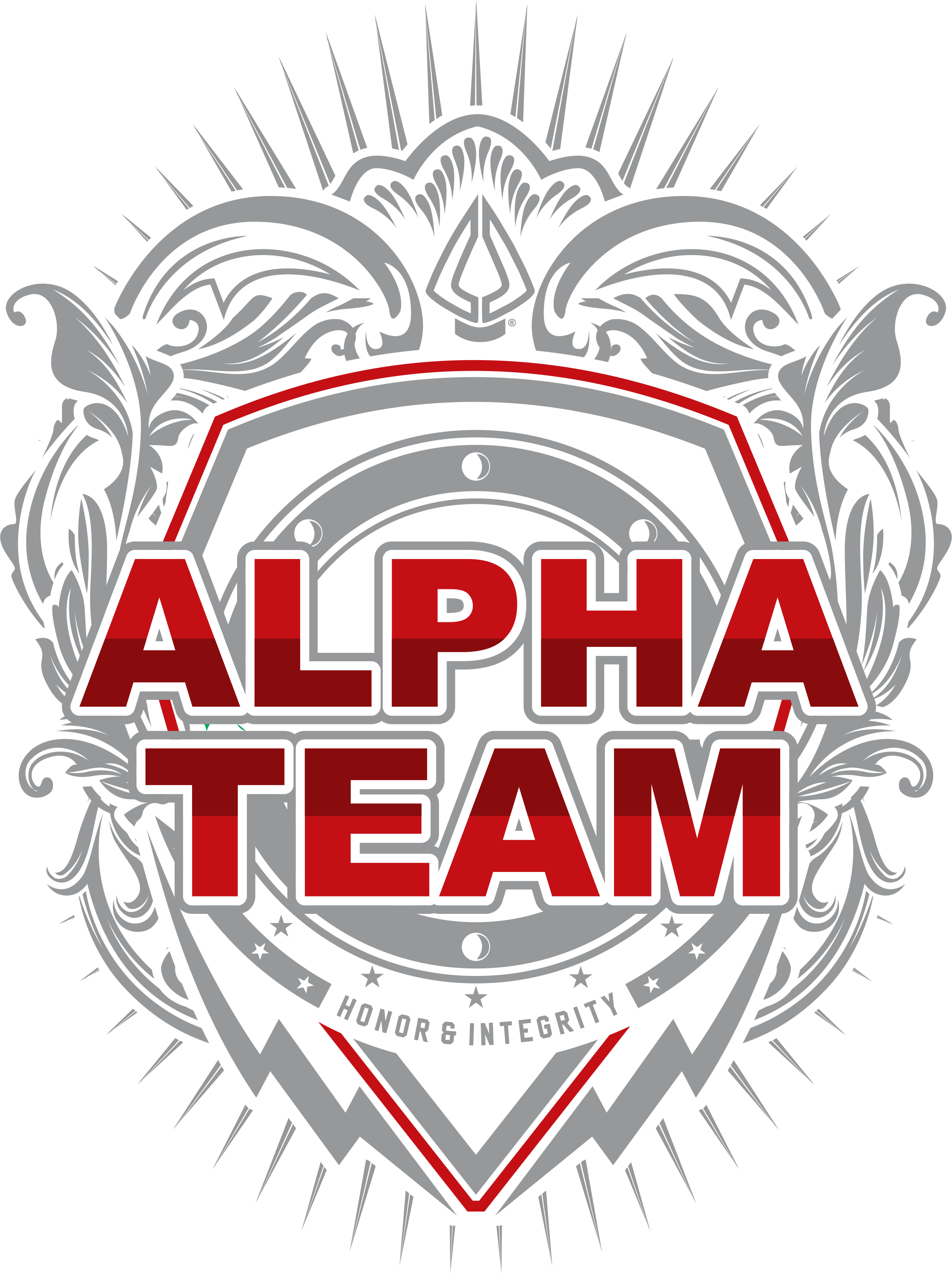 Alpha Team / Martial Arts Academy T-Shirt