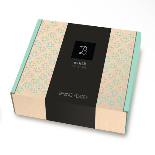 Packaging Concept for BachLR (in cyan)