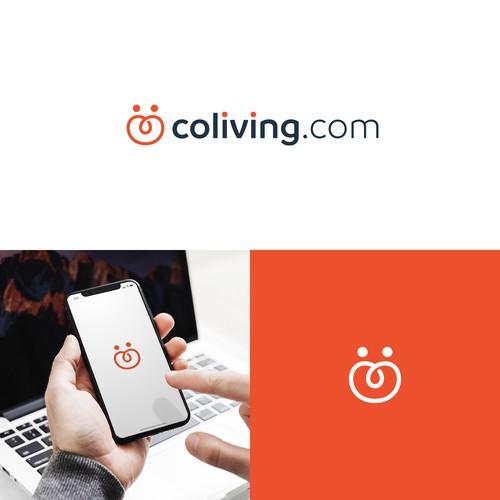 coliving logo concept