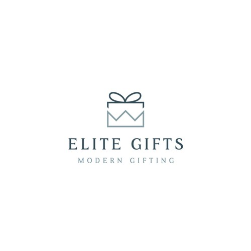 Creative Logo for Elite Gifts