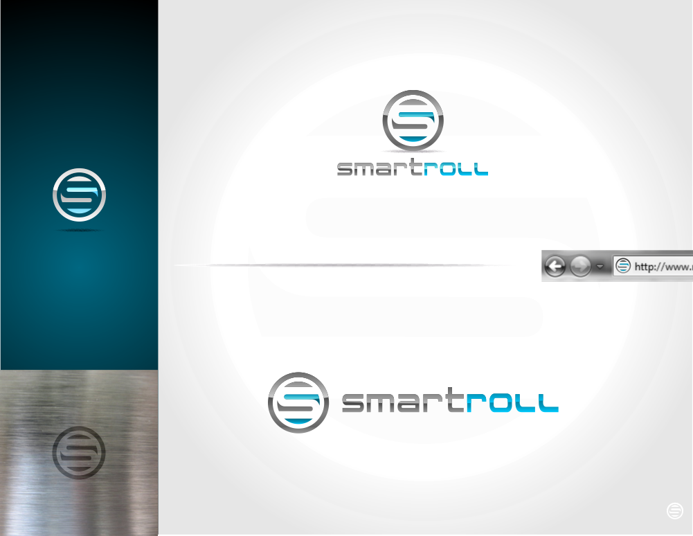 Help smartroll with a new logo