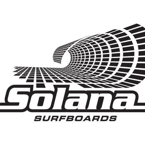 Surfboard Company Logo
