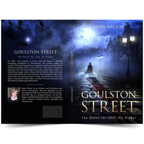 Book cover Goulston Street