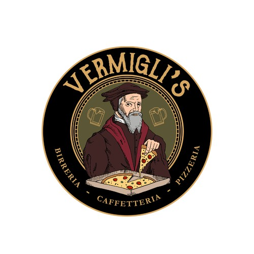 Renaissance Logo for Vermigli's