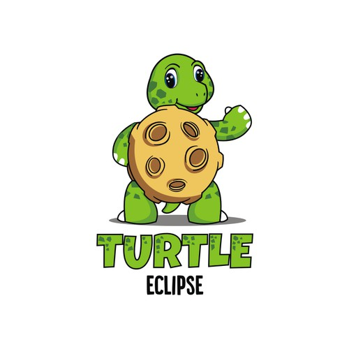 Turtle eclipe