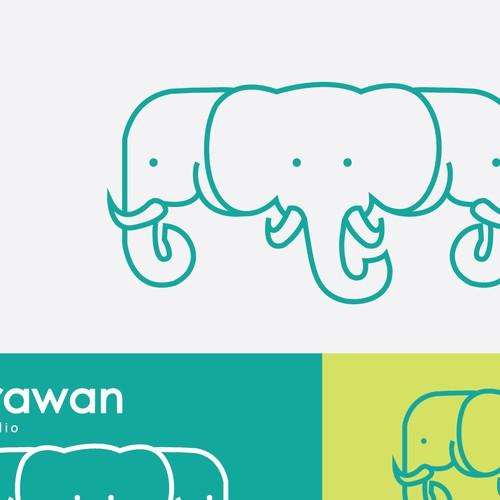 Erawan studio logo