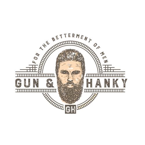 Logo for Gun & Hanky