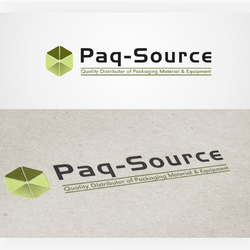 Help Paq-Source with a new logo
