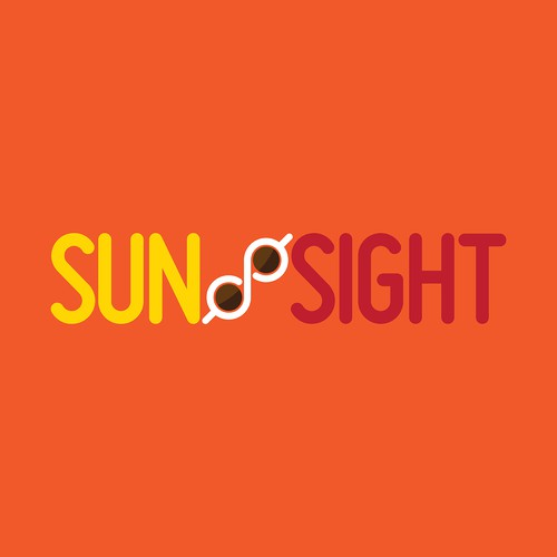 Create the next logo for Sun and Sight or Sun & Sight