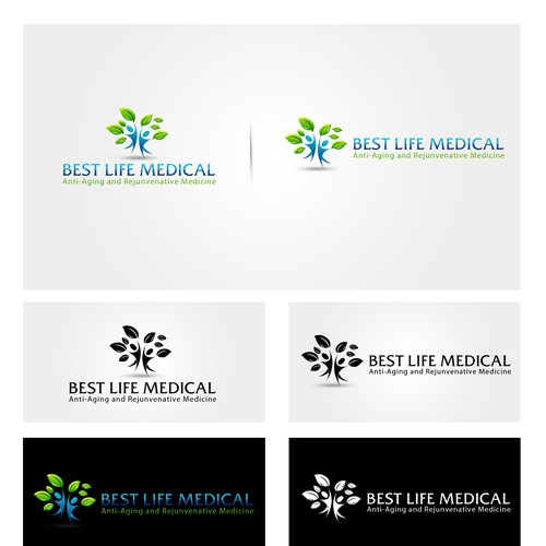 Best Life Medical needs a new logo
