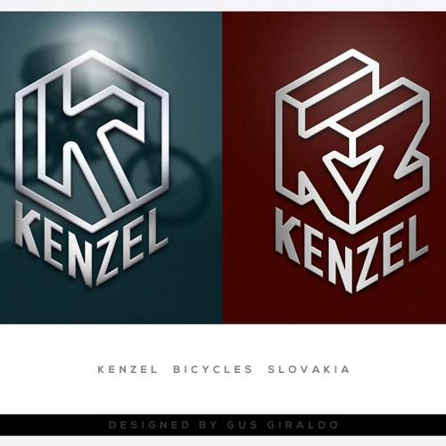 LOGO/BRANDING for Kenzel Bicycles Slovakia