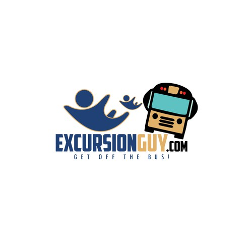 Exciting logo for ExcursionGuy.com