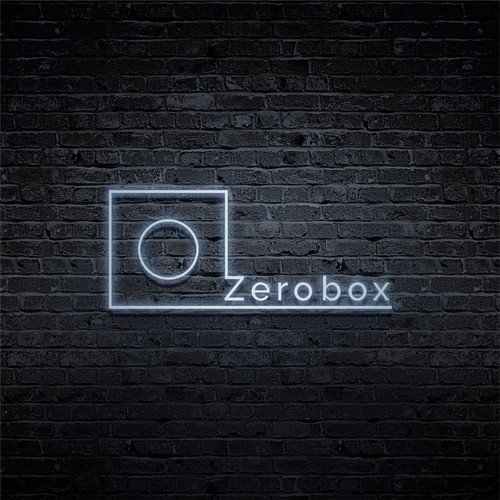 Zerobox Logo Design Concept
