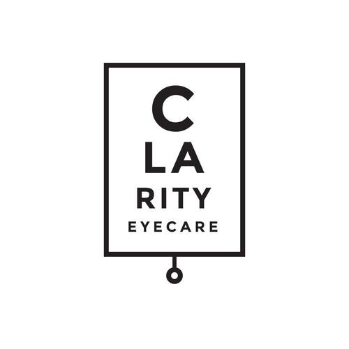 'Clarity Eye Care' logo