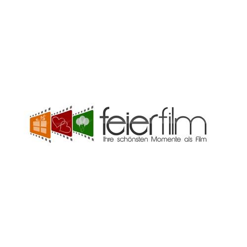 feierfilm benötigt ein logo