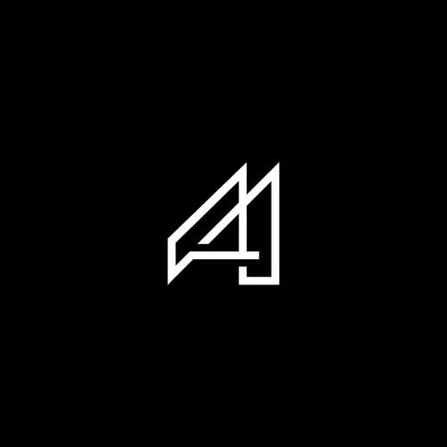 Letter A logo  concept for Alto