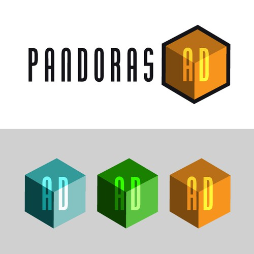 PandorasAd needs a new logo