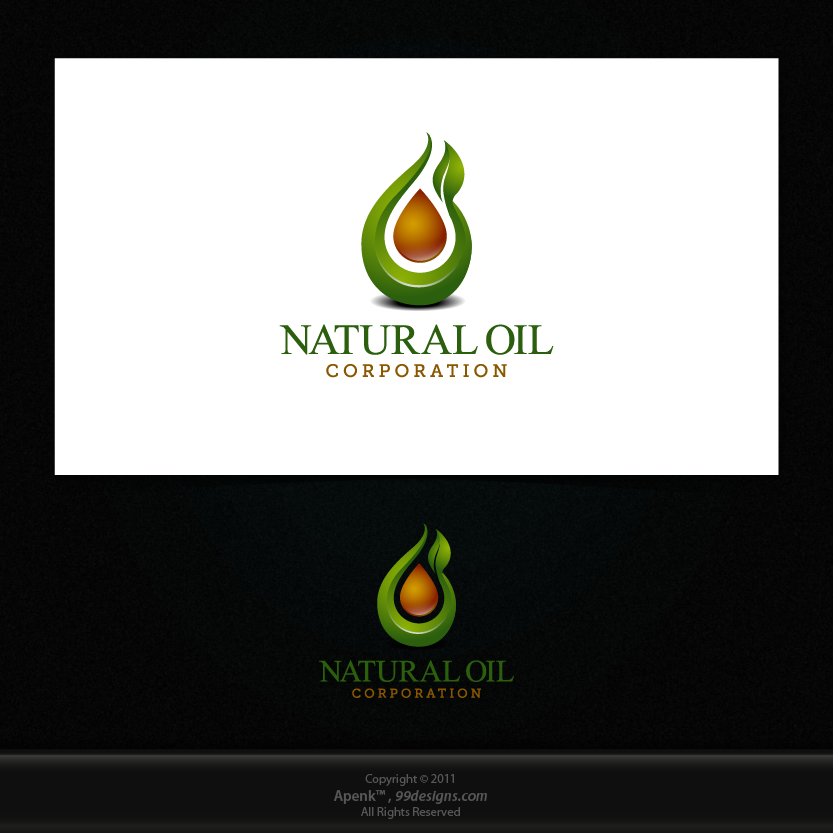 New logo wanted for Natural Oil Corporation