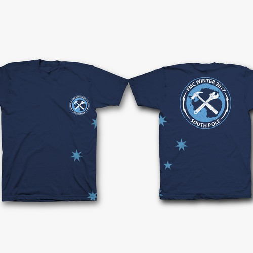 FMC south pole t shirt