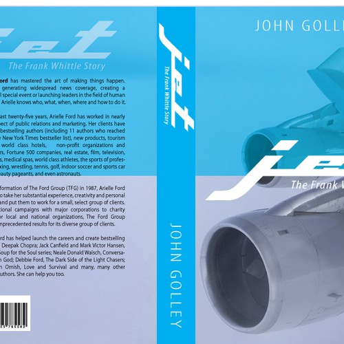 Book Cover 'JET'