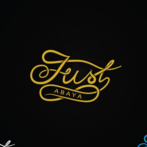 Fashion Logo for JUST brand