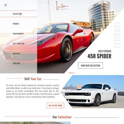 Lusso Fine Motorcars