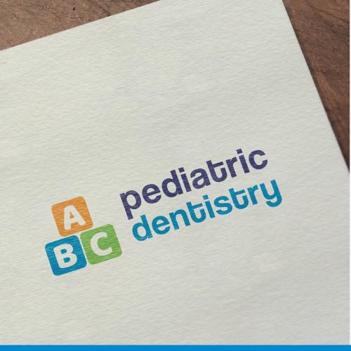 Kids dentist logo