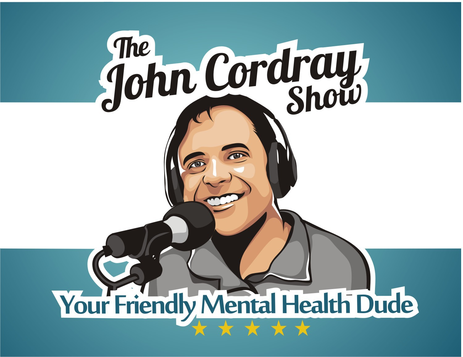 WOW ME! Podcast Logo Design Needed for The John Cordray Show